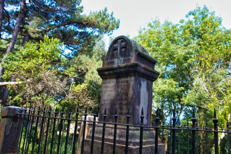 cementerio de los ingleses