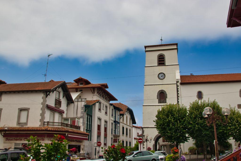Iglesia de Saint Vincent